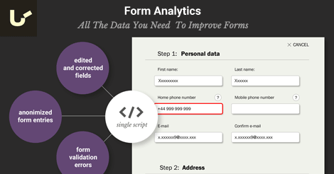 The Basics of Online Form Tracking   UseItBetter Analytics